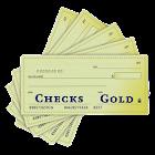 Checks Gold icon
