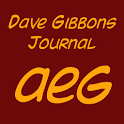 Dave Gibbons Journal FlipFont icon