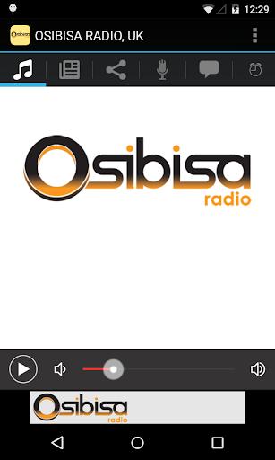 OSIBISA RADIO UK