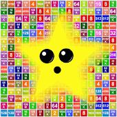 2048 Game - Slippery Board