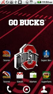 Ohio State Live Wallpaper HD- screenshot thumbnail