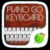 Piano GO Keyboard Theme