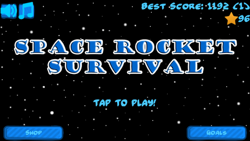 Rocket Space Survival