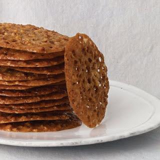 John's Pecan-Lace Cookies