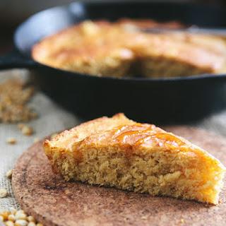 Skillet Amaranth Cornbread (Gluten Free)