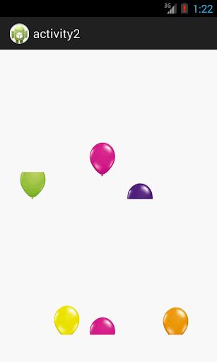 Strike the Balloons