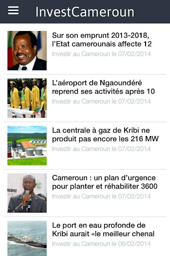 Investir Cameroun Biz Cameroon