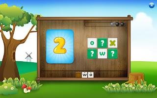 Screenshot of ABC puzzle HD