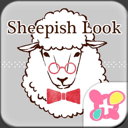 Animal Wallpaper Sheepish Look Icon