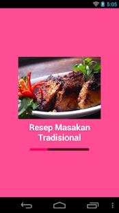 999+ Resep Masakan Tradisional