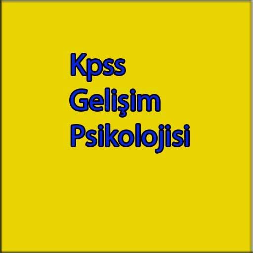 Kpss Gelişim Psikolojisi LOGO-APP點子