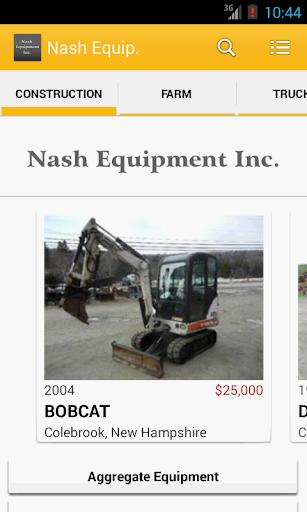 Nash Equipment Inc.
