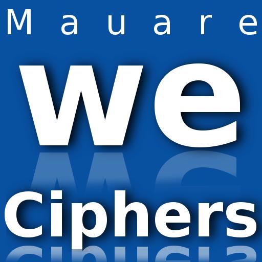 工具のMauare weCipher LOGO-記事Game