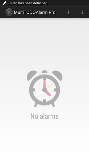 Multi ToDo Alarm Pro