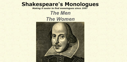 the evolution of english language in shakespeares monologue Get an answer for 'why do we still study shakespeare' and find on the english language and is the source the development and evolution of english.