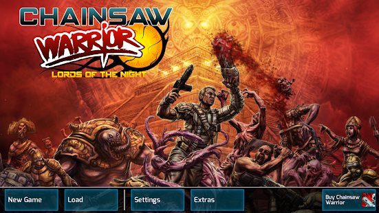 Chainsaw Warrior: LotN- screenshot thumbnail