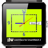 JJW Watchface 07 for SW2