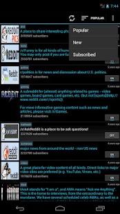 ReddiTron Screenshot 7