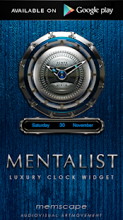 MENTALIST Digital Clock Widget|玩生活App免費|玩APPs