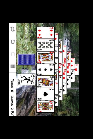 Pyramid Solitaire Free- screenshot
