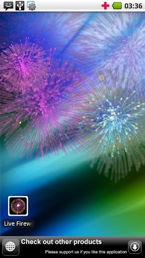 實況煙火 Live Fireworks