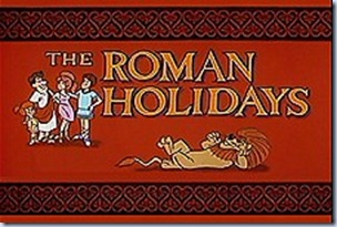 the roman holidays_santa nostalgia