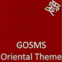 GO SMS Oriental Chinese Theme icon