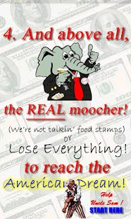 American Moocher Game- screenshot thumbnail