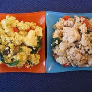 Tofu Scramble � 2 Ways