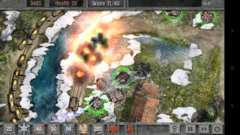 Defense Zone 2 HD Screenshot 11
