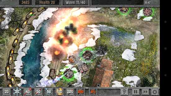 Defense Zone 2 HD- screenshot thumbnail