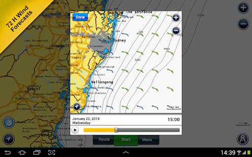 Boating Europe HD - screenshot thumbnail