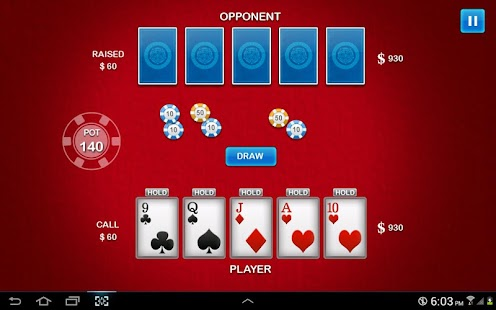 Five Card Draw - screenshot thumbnail