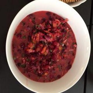 Grammie's Cranberry Salsa