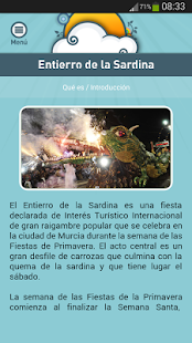 Fiestas de Murcia- screenshot thumbnail