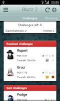 Screenshot of Bluzz Trivia 2