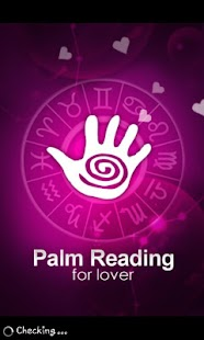 Palm Reading for Lover Lite screenshot