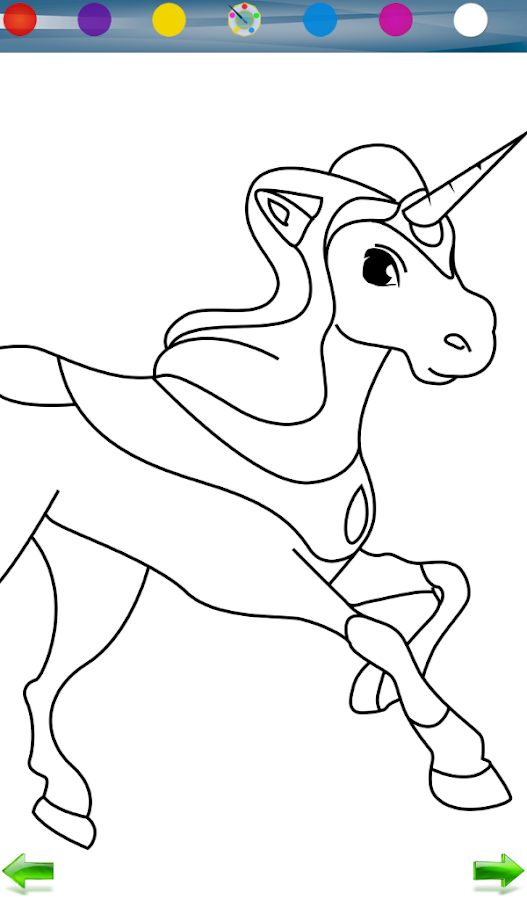 Galerry animal coloring and painting games