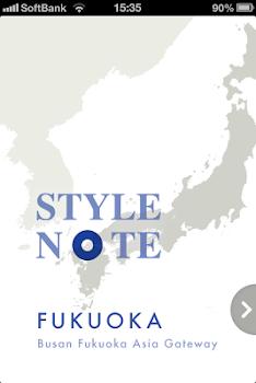 STYLENOTE 후쿠오카