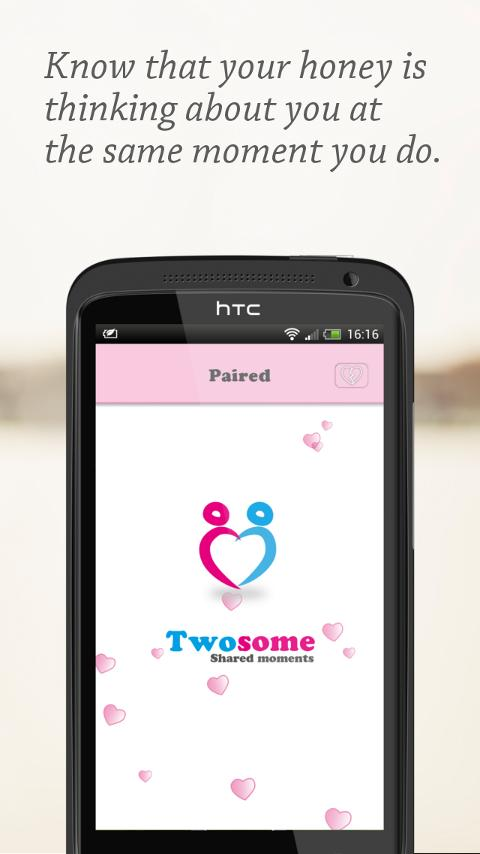 Twosome- screenshot
