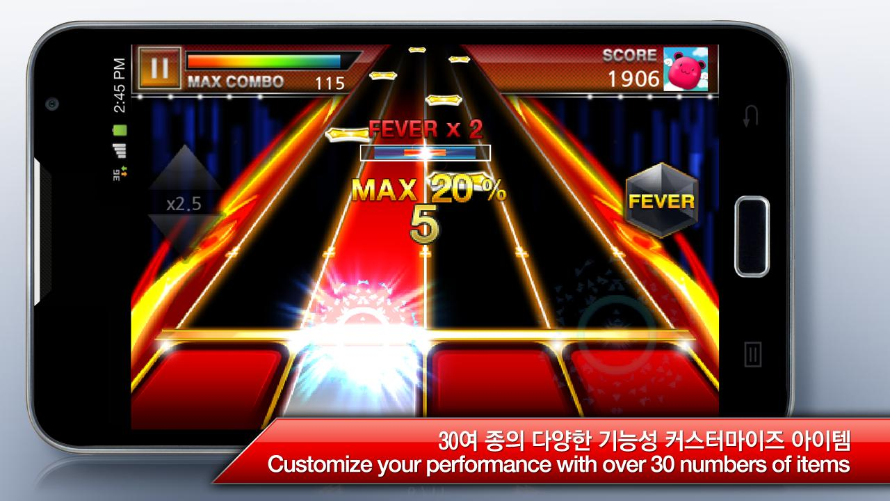 DJMAX RAY by NEOWIZ- screenshot