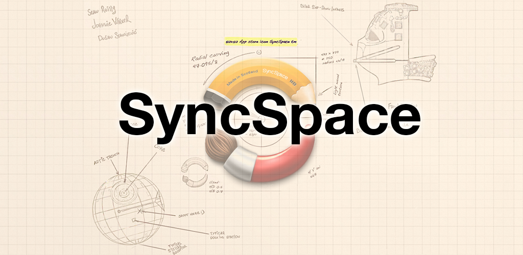 SyncSpace Shared Whiteboard