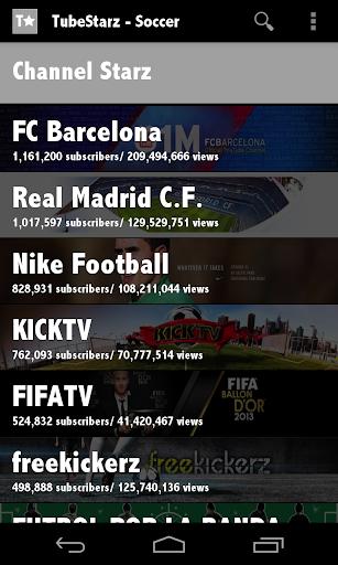 TubeStarz - Soccer