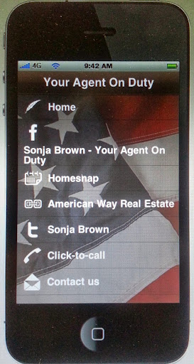 Sonja Brown Your Agent On Duty