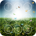 Butterfly Lock Screen & WP icon