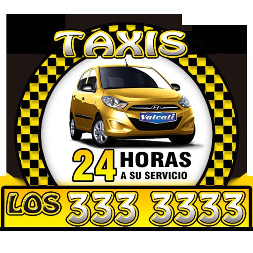Taxis los 333 33 33 LOGO-APP點子