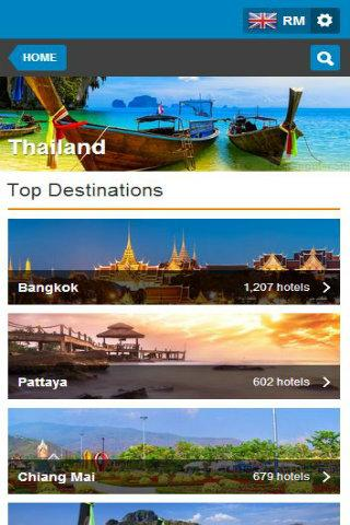 Best Thailand Hotel