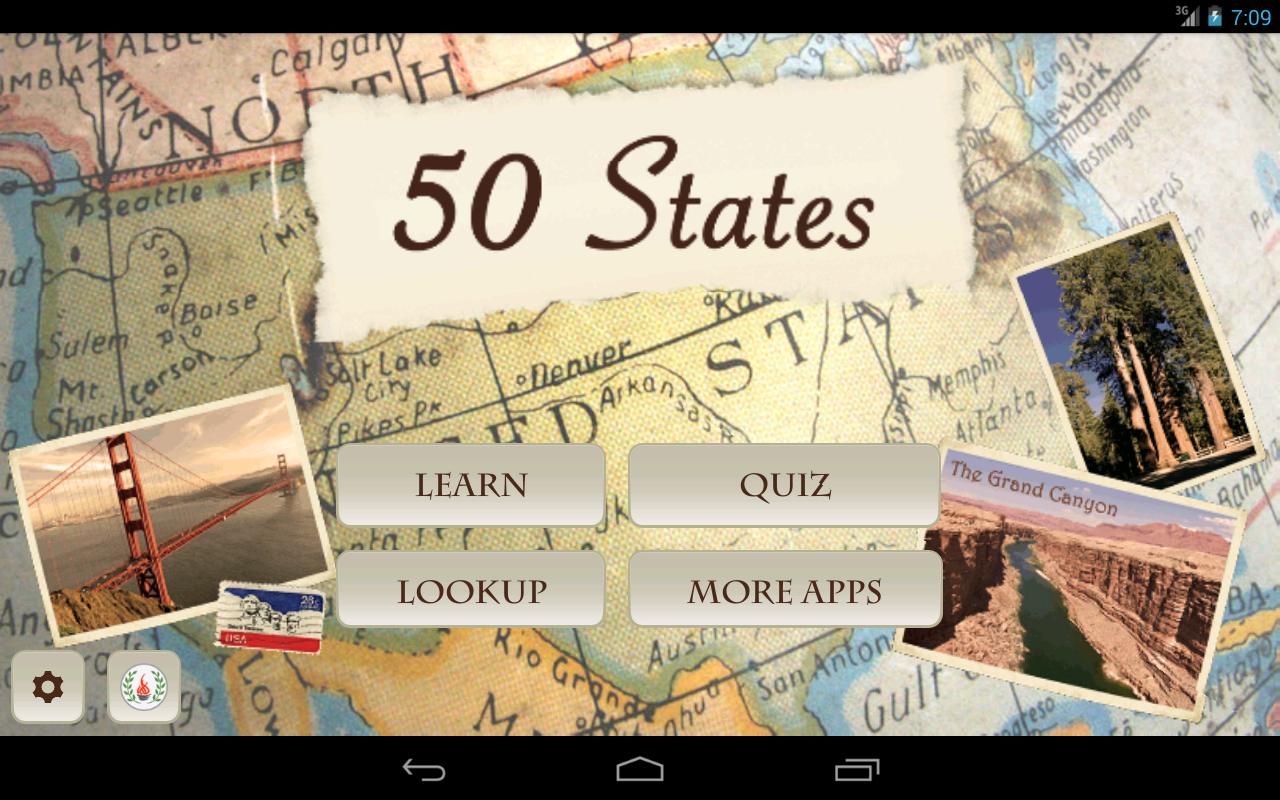 50 States - screenshot