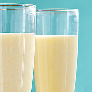 Pineapple-Ginger Smoothie.