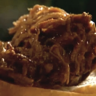 Pulled Pork with Mango BBQ Sauce Recipe